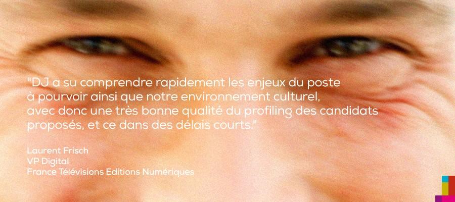 Témoignage France TV