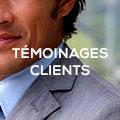 Témoignages Clients